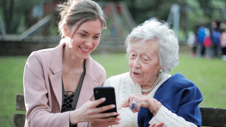 Gateware - GW Solution - Solução permite que idosos realizem prova de vida sem sair de casa